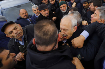 Kemal Kılıçdaroğlu kendisine saldıranlardan şikayetçi oldu