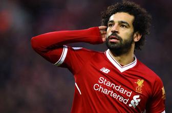 Liverpool'da Mohamed Salah depremi
