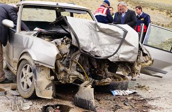 Kastamonu'da nişanlısıyla tartışan sürücü felakete yol açtı