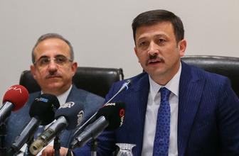 Tunç Soyer'in ilk icraatı tartışılıyor AK Parti'den tepki geldi