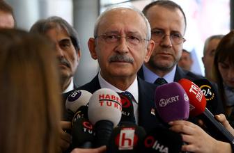 """Kemal Kılıçdaroğlu """"Siyasal baskı olmasa böyle bir tablo ortaya çıkmaz"""""""