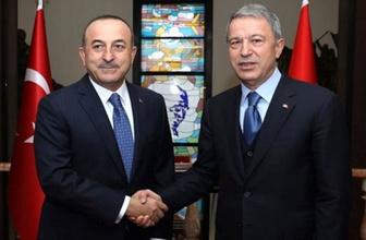 Milli Savunma Bakanlığında kritik toplantı
