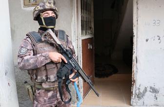 Adana'da PKK operasyonu