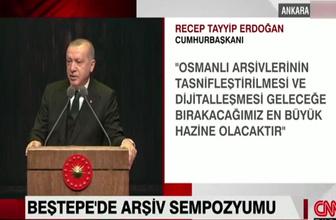 Cumhurbaşkanı Erdoğan, Diriliş Ertuğrul'u Öve Öve Bitiremedi