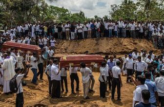 Sri Lanka'daki saldırıda ölü sayısı 359'a yükseldi