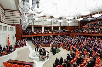 TBMM Genel Kurulu'nda 'Trabzon' tartışması