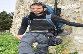 İtalya'dan yürüyerek Çin'e ulaşmayı hedefliyor