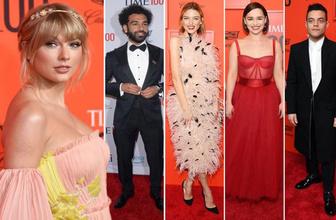 2019 Time 100 Galası'na damga vuran ünlüler