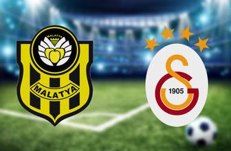 Yeni Malatyaspor Galatasaray Türkiye Kupası maçı hangi kanalda, saat kaçta? (Muhtemel 11'ler)