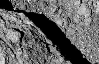 Hayabusa2, Ryugu asteroidinde yapay krater oluşturdu