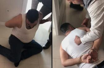 Tekirdağ'da para nakil aracını soyan şüpheli rezidansta yakalandı