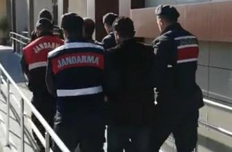 PKK'lının sürat teknesiyle kaçışı jandarmaya takıldı