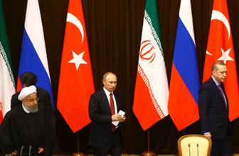 Türkiye, Rusya ve İran'dan ABD'nin kararına kınama!
