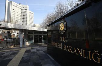 Dışişleri Bakanlığı Sözcüsü Hami Aksoy'dan ABD ve Fransa'ya sert uyarılar!