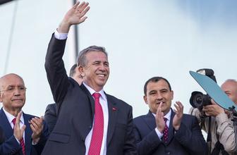 Mansur Yavaş talimat verdi! Ankara Büyükşehir Belediyesi tabelasında değişiklik