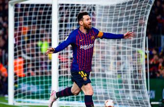 Barcelona şampiyonluğunu ilan etti Messi rekora koşuyor!