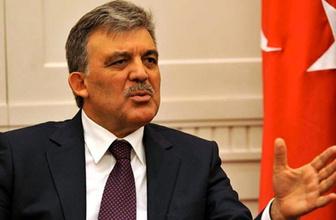 Abdullah Gül HDP'li başkanlar için tek cümlelik twit attı işte yorumu