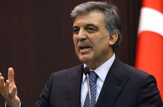 Abdullah Gül YSK'nın kararını 367 kararına benzetti olay açıklama