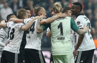 Beşiktaş'ta iki isim Trabzon maçında yok