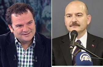 Kemal Öztürk yazdı Süleyman Soylu telefonla aradı