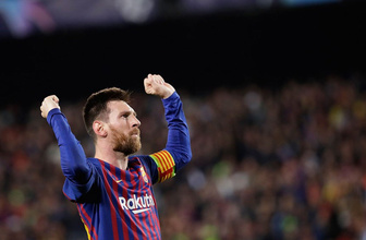 Messi'den 14 yılda 600 gol