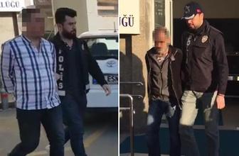 YPG'nin sözde komutanı İzmir'de yakalandı