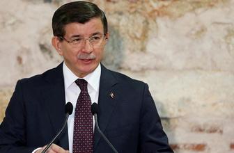 Ahmet Davutoğlu'nun çevresi hakkında dikkat çeken yazı