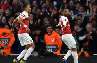 UEFA kupasında Arsenal ve Chelsea finale göz kırptı
