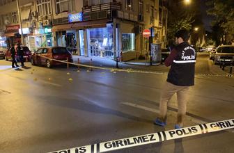 Kadıköy'de önce bir iş yerine sonra polislere silahlı saldırı