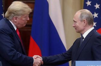Vladimir Putin ile ABD Başkanı Donald Trump'tan kritik görüşme