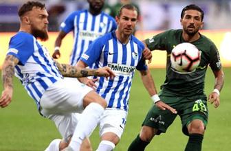 BB Erzurumspor evinde Bursaspor'u 2-0 yendi