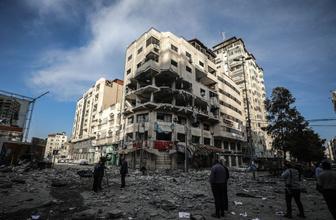 """Arap Birliği'nden """"Gazze"""" çağrısı: İsrail'i durdurun"""