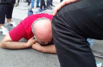 İstiklal'deki iftarda İhsan Eliaçık'a gözaltı