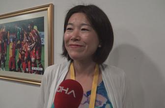 İstiklal Marşı'nı okuyan Japon gazeteci bakın kim çıktı