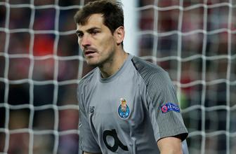 Kalp krizi geçiren yıldız kaleci Iker Casillas'ın son durumu