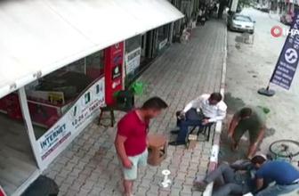 İstanbul'da vatandaşların yaşadığı komik olaylar kamerada
