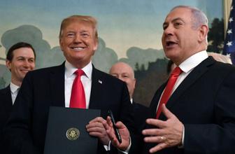 İsrail gazetesi 'Yüzyılın Anlaşması'nı yayımladı