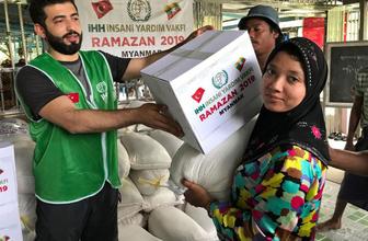 İHH'nın Ramazan ekipleri çalışmalara başladı