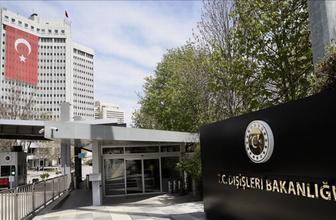 Türkiye'den ABD'nin F-35'lerle ilgili kararına ilk tepki