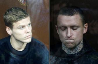 Kokorin ve Mamaev'e hapis cezası