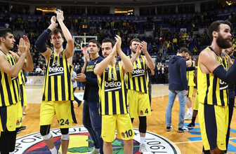 Fenerbahçe Beko'dan Final Four için 2 kötü haber birden