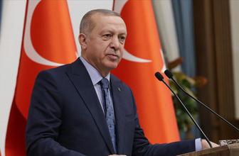 Erdoğan: Tarih Mursi'nin şehadetine yol açan zalimleri unutmayacak