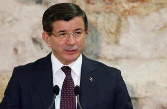 Kulislerde konuşuluyor Ahmet Davutoğlu gelecek hafta yapacak