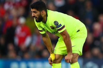 Barcelona'da Luis Suarez şoku!