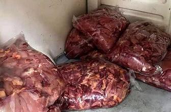 Bozuk eti vatandaşa yedireceklerdi