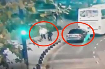 Milletvekili'ne silahlı saldırı anbean kamerada!
