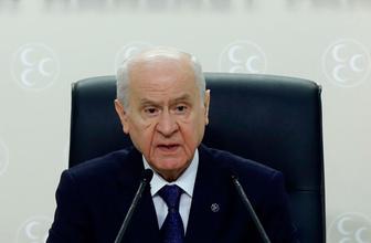 Devlet Bahçeli Ekrem İmamoğlu'nun sloganına tepki gösterdi Binali Yıldırım için slogan açıkladı