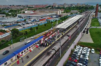 Gebze-Halkalı tren hattı konut fiyatlarını uçurdu!