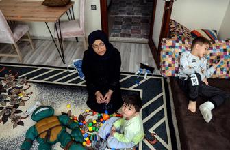 Kas erimesi (DMD) hastası Yunus Ömer ve Muhammed Enes yardım bekliyor