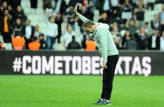 Beşiktaşlı eski yöneticiden Sergen Yalçın paylaşımı